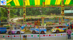 Kids Electric Train for Shopping Mall Mini Shuttle Car
