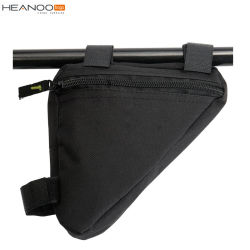 Outdoor Sports Cycling Front Pack Pipe Pouch Tool Bag Bicycle Triangle Frame Bag