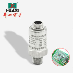 Gas and Liquid Pressure Sensor Air Conditioning Water Pressure Sensor Transmitterjual Pressure Transmitterstrain Gauge Pressure Transmitter