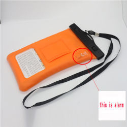 2018 Factory Direct 100% Waterproof Phone Bag for Water Sports & Mobile Phone