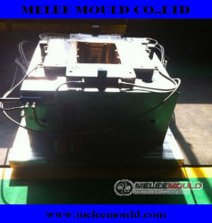 Plastic Injection Mold for Crate with 1cavity Mold