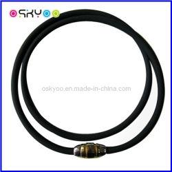 Titanium Magnetic Power Energy Sports Necklace (P080)