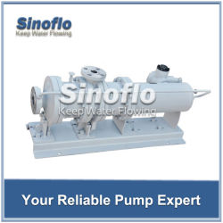 External Circulating Chemical Processing Canned Motor Shield Pump
