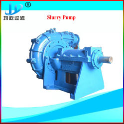 Metal Lined Concrete Slurry Pump