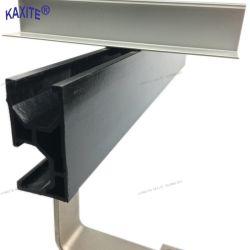 Nylon 66 Replace Aluminum Solar Panel Mounting Rails for Ground Panel
