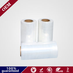 Manufacture Wholesale Clear Polythene PE Protective Stretch Film
