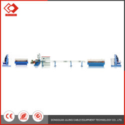 Auxiliary Extruder--Horizontal Cable Wire Color Injection Machine