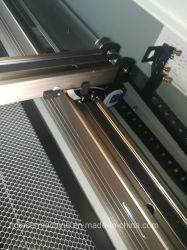 Sportwear Activewear Laser Cutting Machine with Double Head 1400X1000mm Area