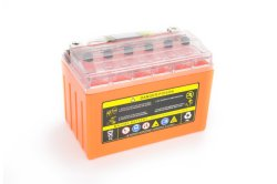 12V 9ah Ytx9-BS Outdo Digital Display Gel Mf Maintenance Free Factory Activated Power Sports High Performance Rechargeable Lead Acid Motorcycle Battery