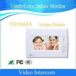 Dahua 7-Inch Color Indoor Monitor Video Intercom Door Phone (VTH1500AH-S)