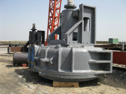 Heavy Duty Sand Pumping Machine for Cutter Suction Dredger for Gold Dredging