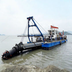 Hydraulic Cutter Suction Dredger Machine for Sand Pumping for Sale