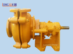 Under Harsh Environment Slurry Pump