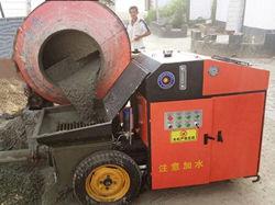 Construction Mortar Cement Concrete Slurry Pump Equipment