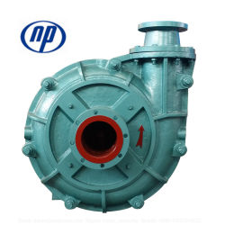 High Efficiency Zjg Slurry Pumps