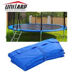 Indoor/Outdoor 8FT 10FT 12FT 14FT 16FT Trampoline with Safety Enclosure Net, Ladder Trampoline for Kids