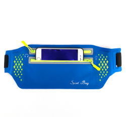 Factory Supply Outdoor Anti-Theft Belt Mobile Phone Multi-Function Running Sport Waist Bag