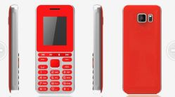 Metal Case Feature Phone, Excellent Quality