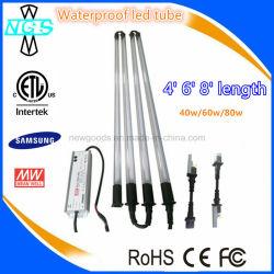 4FT/6FT/8FT LED Light Waterproof LED Tube Light for Car Wash Lighting