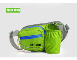 Sport Running and Jogging Waist Water Bottle Holder Fitness Fanny Pack (BF1610023)