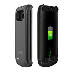 Ultra Thin Backup Power Bank Case Pack External Backup Battery Charger Case for Samsung Galaxy S7 Edge