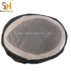 Wholesale Price Natural Looking Mono Top Hairpieces