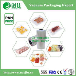 Co-Extruded Food Packaging Film