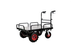 Duty Industrial Sack Truck Hand Trolley Wheel Barrow Cart