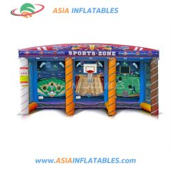 N in 1 Inflatable Sport Equipment, Inflatable Basketball Slam Dunk
