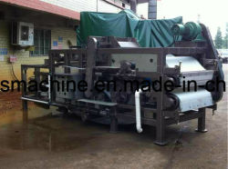 Mine Tailing Sludge Dewatering Machine