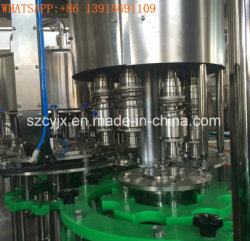 Automatic 3000-5000bph Water Bottle Filling Plant Machine