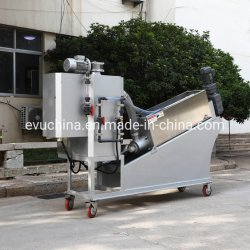 Thickener for Slurry Concentrate/Slurry Dewatering Plant