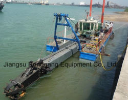 Large Sand Bucket Wheel Dredger for Port