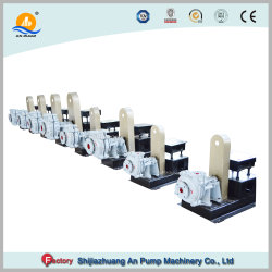 Water Pump High Pressure Centrifugal Slurry Pumps