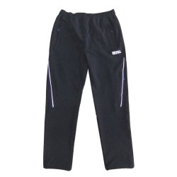 Boys Sport Pants with Reflective Stripe Kids Apparel Outdoor Wear