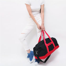 Travelling Bag Canvas Sport Shoulder Duffle Travel Luggage Bag