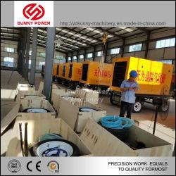 Diesel Water Pump for Banana Plant in South America
