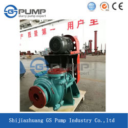 Filter Press Feed Corrosion Resistant Wear Component Gravel Slurry Pump