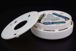 LCD Display Carbon Monoxide Sensor with Back up Battery (ES-6906C)