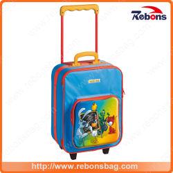 Photo Printed Laptop Bags Trolley School Bag for Kid