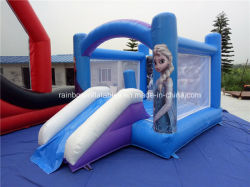 Hot Sale Inflatable Bouncy Slide, Inflatable Frozen Slide, Inflatable Commercial Slide