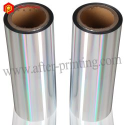Pillar Light Thermal Laminating BOPP Holographic Film for Printing and Packaging