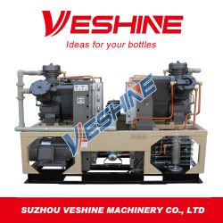 Full Automatic Screw Type Air Compressor for Bottle Blowing