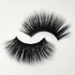 Wholesale 3D Faux Mink Lashes 25mm 30mm 3D / 5D False Eyelash Faux Mink