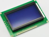 Stn Type 240X64 Pixels Graphics LCD Module