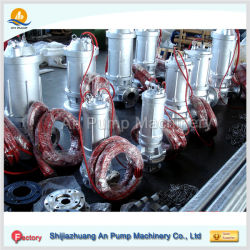Electric Motor Submersible Sewage Pump for Dirty Water