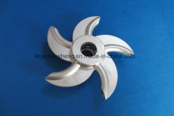 Customized Stainless Steel Impeller for Water Pump Body