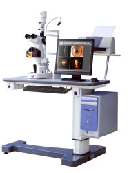 Digital Slit Lamp With Imaging Processing Software
