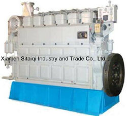 New Generation 210 Serise Zichai Marine Diesel Engine 6120zlc