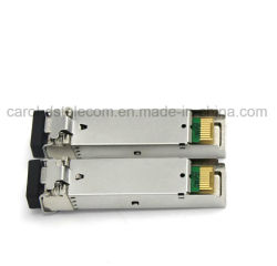 1.25g 10km Glc-Lx-Sm 1310nm Duplex LC Ddm SFP Transceiver Module